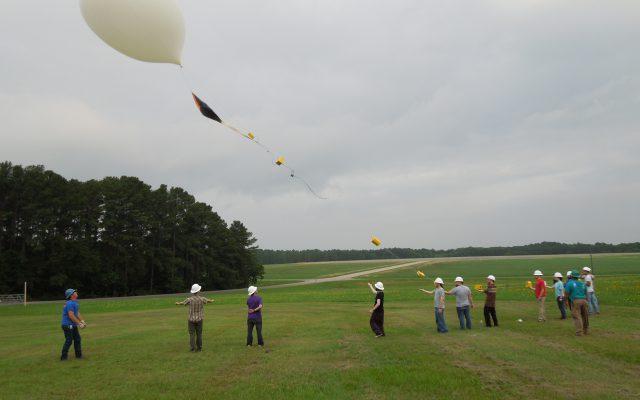 LaACES Balloon Launch